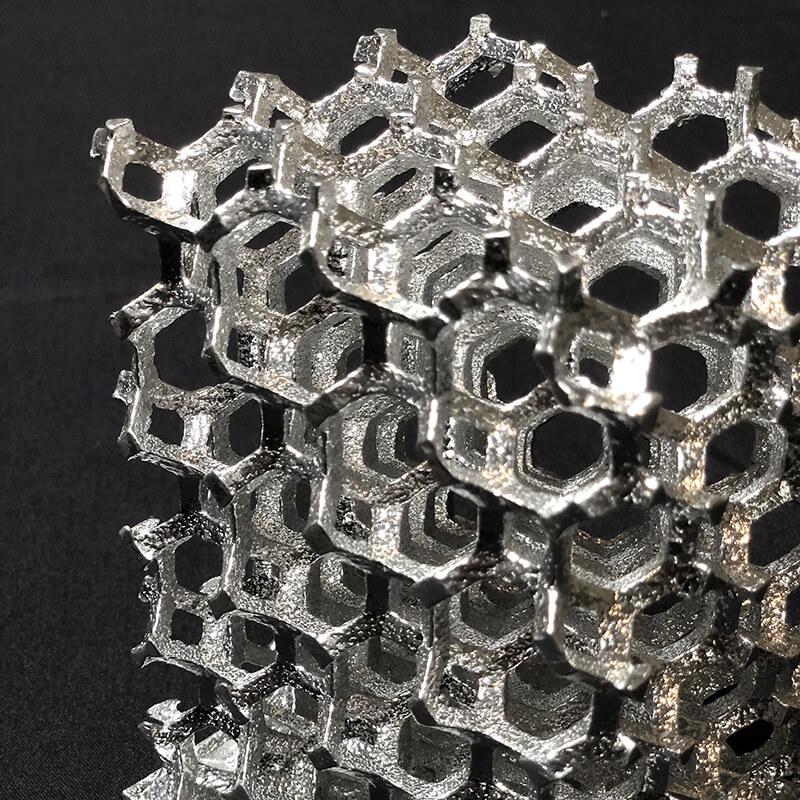 Mousse Aluminium