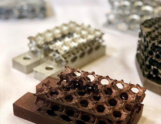 Diversité métal - Néolattice