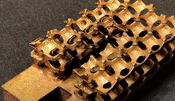 Les mousses métalliques dans l'Automobile
